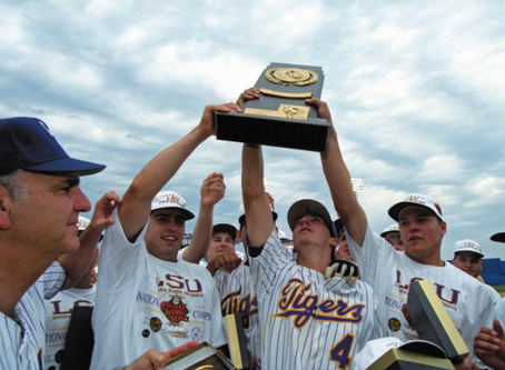 Did You Know? 1993 College World Series