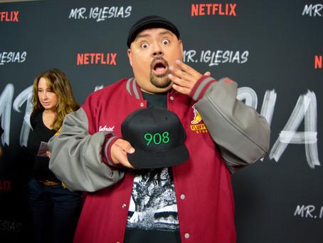"Fluffy as ""Mr. Iglesias"" in New Netflix Original Series"