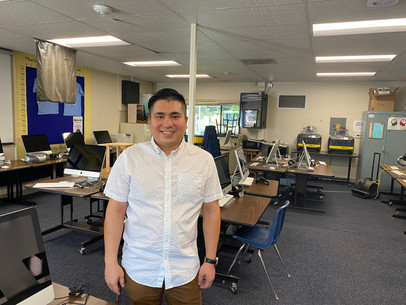 Darren Tran, Marshall Academy: Teaching Technology Via Technology