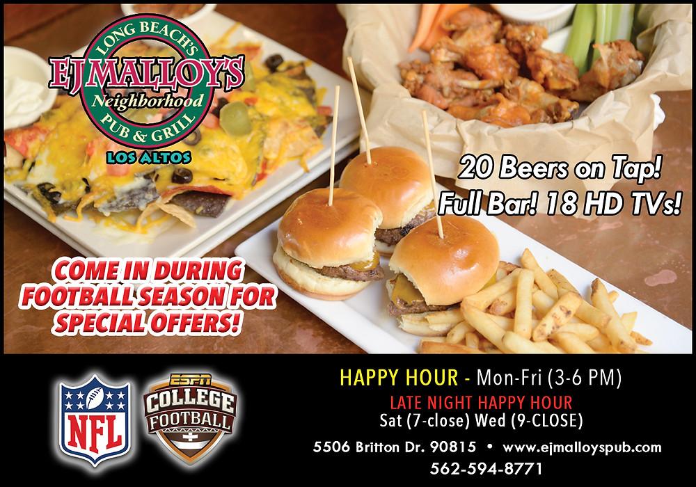 EJ Malloy's Pub & Grill - Los Altos