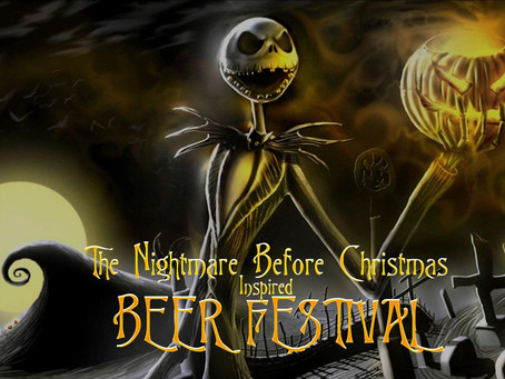 Feature Event: Nightmare Before Christmas Inspired Brews Cruise