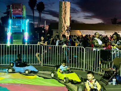 East Long Beach's Best Family Halloween Carnival
