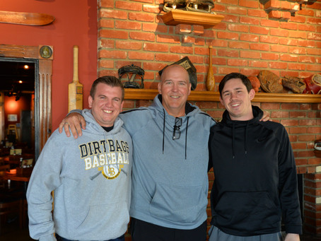 Shoot Your Shot with Long Beach State Dirtbags coach Troy Buckley at EJ Malloy's (PODCAST, Q&amp