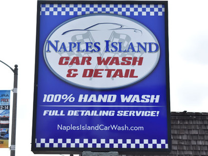 Spring Clean Your Car At Naples Island Car Wash & Detail