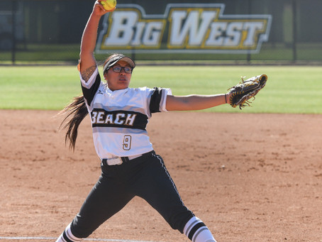 908 Athlete of the Week: Long Beach State Women's Softball Pitcher, Cielo Meza