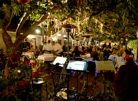 Deck the Halls (and Your Stomach) at Shenandoah at the Arbor