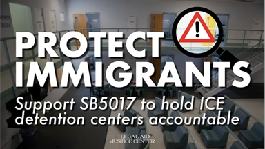 CALL TO ACTION: Support SB5017 (Boysko) to expand Virginia's oversight of ICE detention centers!