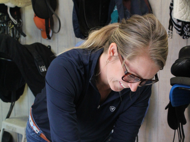 Stephanie Seheult - Physio for Riders