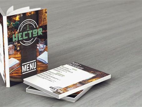 Wilt u menu?