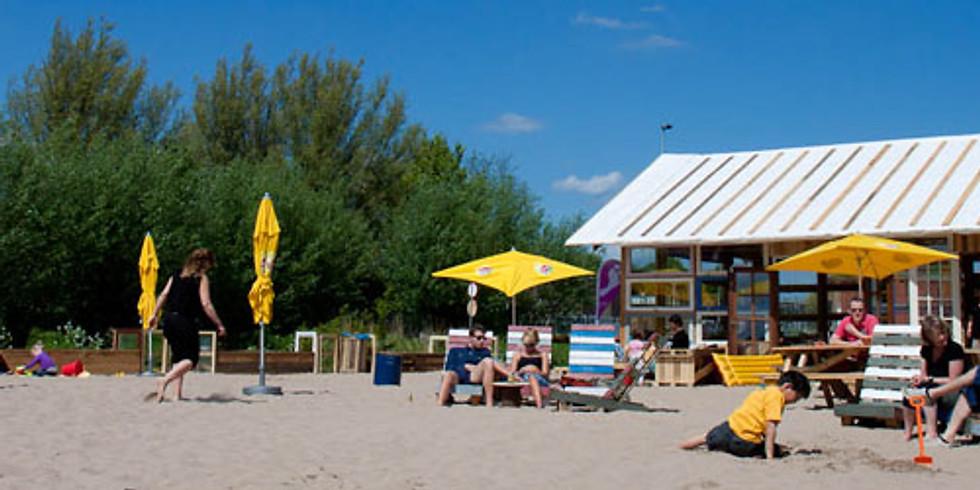 Dj Set op Belcrum Beach