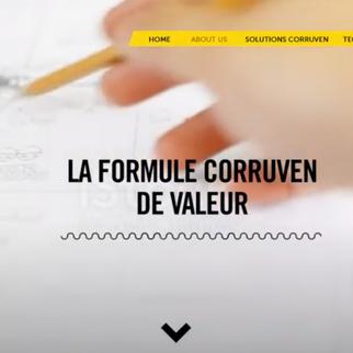 Corruven Website
