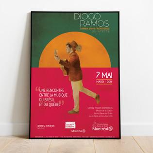Diogo Ramos Poster