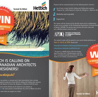 Hettich Contest