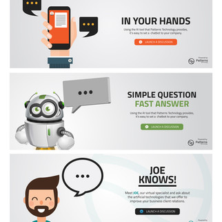 Chatbot Banners