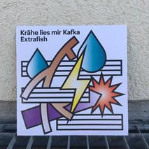 "Extrafish - Krähe Lies Mir Kafka [Vinyl 7""]"