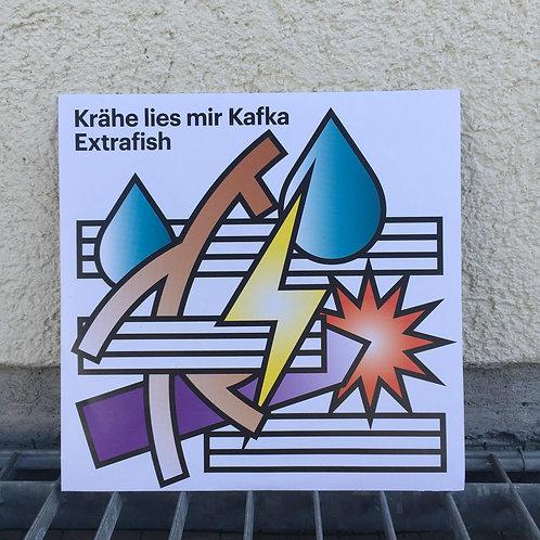 "Krähe Lies Mir Kafka - Extrafish [EP 7""]"