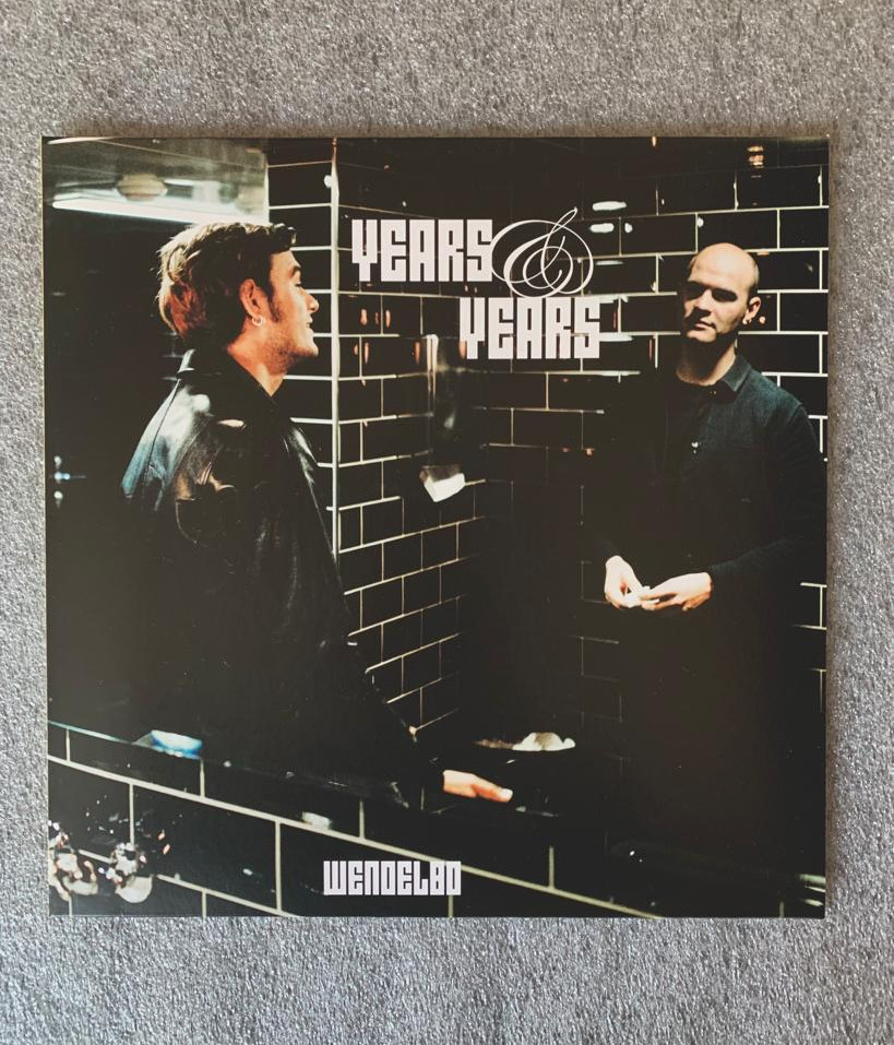Wendelbo Years & Years EP Vinyl (Limited Edition)