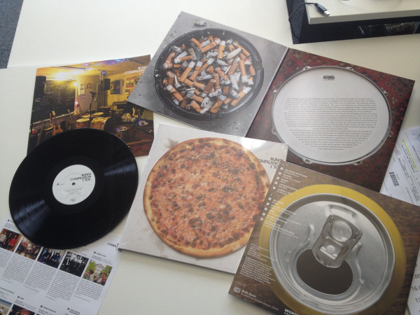 Lauter Nostalgie Paket (Bungi Compilation & Jubiläumsbuch)