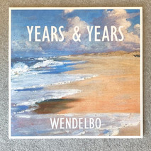 "Wendelbo - Years & Years [Vinyl 10""]"