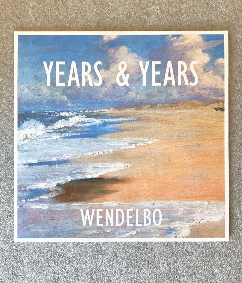 Wendelbo 'Years & Years' 10'' EP