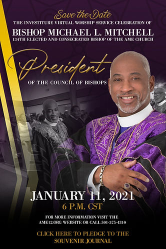 President of Bishops Council I Service w