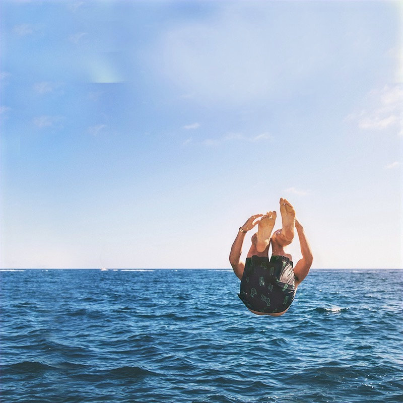 Take the plunge!