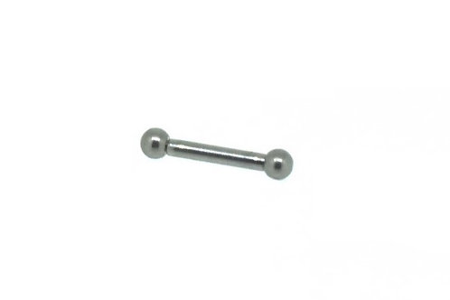 Straight Titanium Barbell