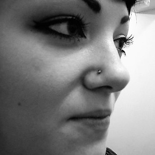Nose/Nostril - From £18 - £30 (depending on jewellery)