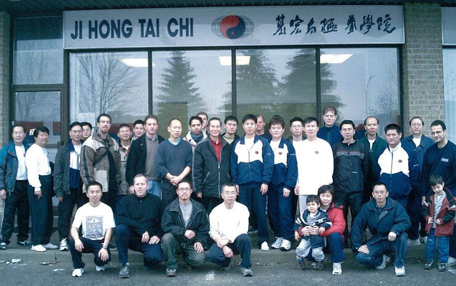 Ji Hong Tai Chi 2004 Grand Opening