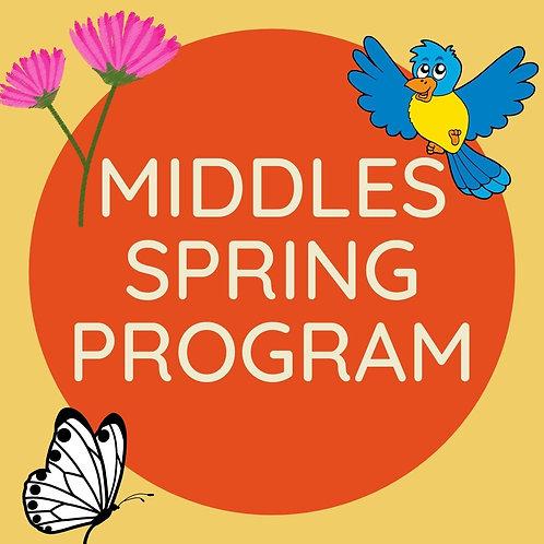 VIRTUAL Spring Multi-Week
