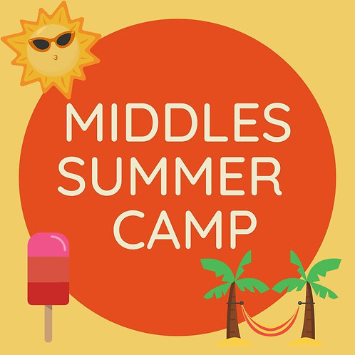 IN-PERSON: Summer Camp