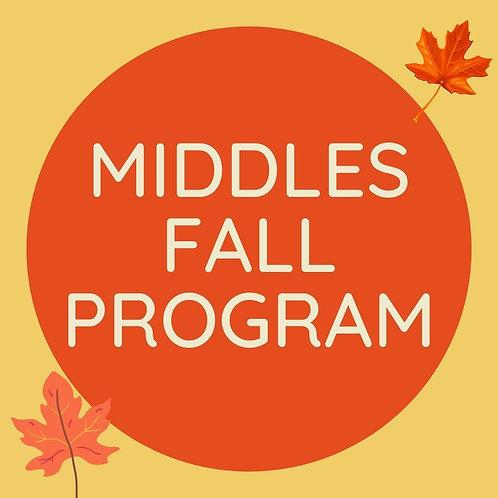 VIRTUAL Fall Multi-Week