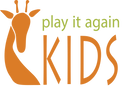 Play It Again Kids Logo