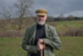 Michael Batey Artist and Gamekeeper