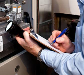 Inspection de maintenance pour maison