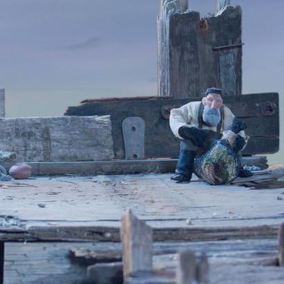 אדם בים // סרט עצמאי
