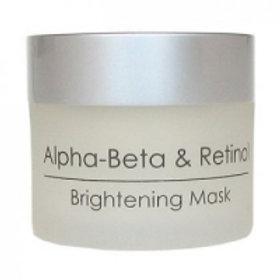 ALPHA-BETA & RETINOL Brightening Mask