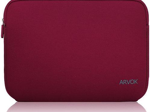 ARVOK 15-16 Inch 15.6 Inch Laptop Sleeve Case Wine Red