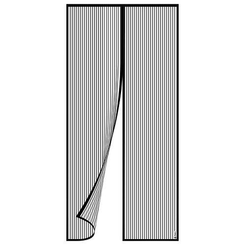 """Philorn Magnetic Screen Door Mesh Curtain 36""""x 82"""" Net Door"""