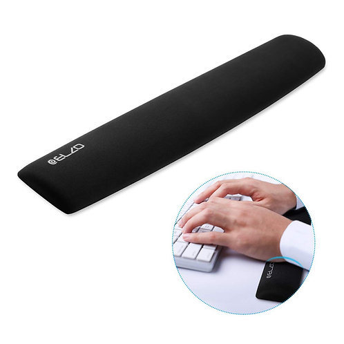 ELZO Gel Ergonomic Keyboard Wrist Rest with Gel Wrist Support Pad