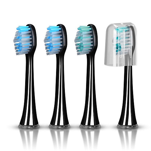 Replacement Brush Heads for ELZO Sonicare Electric Toothbrush, Clean, 3D White,