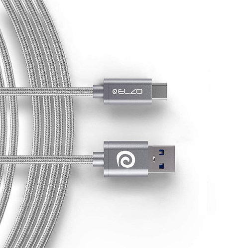 Elzo 3A USB Type C Cable