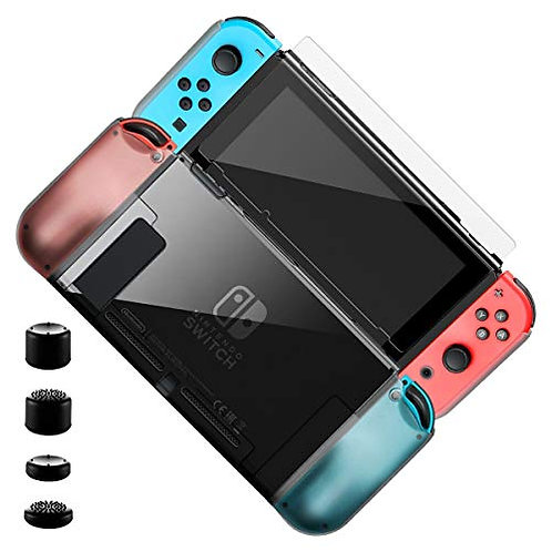 ELZO Dockable Protective Case for Nintendo Switch