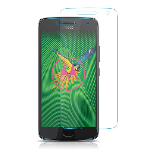 ELZO Screen Protector Compitable for Motorola Moto G5 Plus