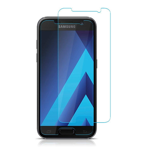 ELZO Screen Protector Compitable for Samsung Galaxy A3 2017, [2 Packs]