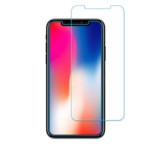 ELZO Screen Protector Compitable for iPhone X/XS, [2 Packs]