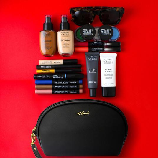 Arvok Travel Makeup Bag