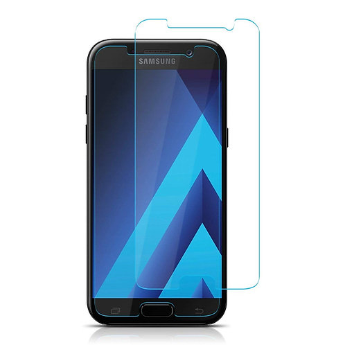 ELZO Screen Protector Compitable for Samsung Galaxy A5 2017, [2 Packs]