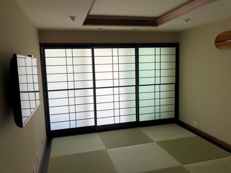 和室の施工