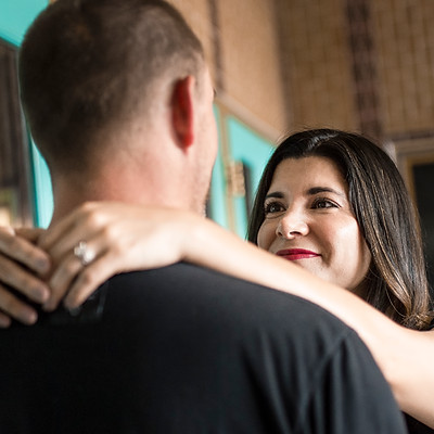 Sandra & Jason